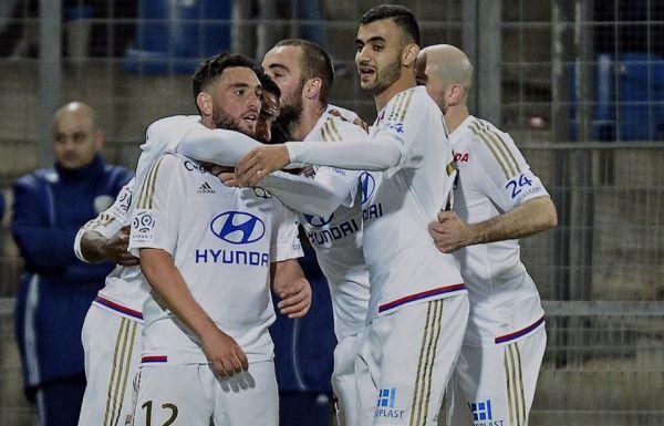 Ligue 1: Lyon pokonał Ajaccio