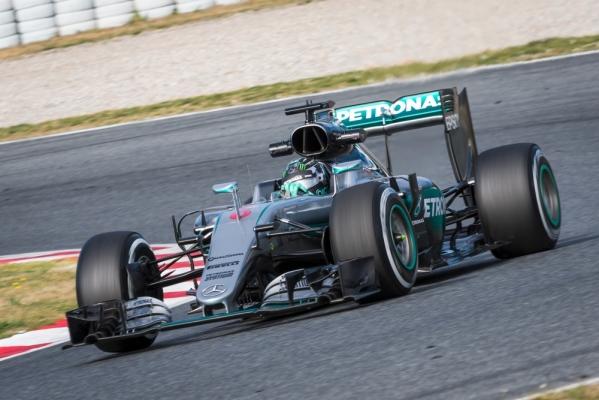 Rosberg wygrywa w GP Rosji. Siódme zwycięstwo z rzędu