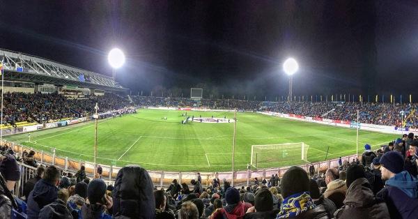 Kolejna porażka FK Rostów, cały mecz Wilusza