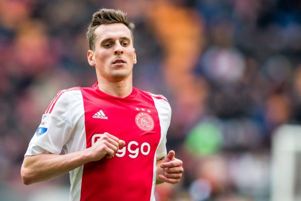 Ajax rozbił Twente, Milik tym razem bez gola