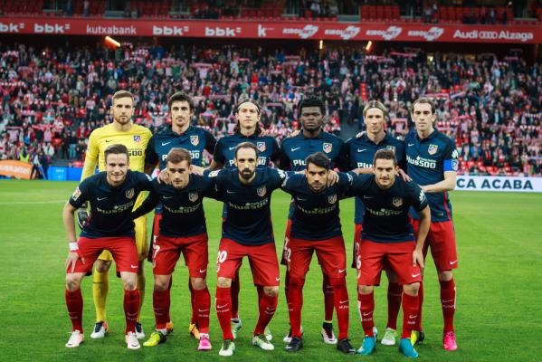 Xavi: Wielkie kluby nie powinny grać jak Atletico
