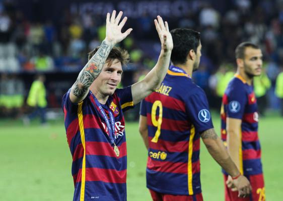 """""""Messi to dobry człowiek. Nigdy nie oszukuje"""""""