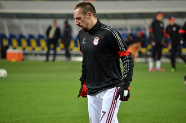 Franck Ribery: Muszę zagrać z Atletico!