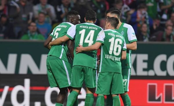 Tytoń wpuścił 6 goli, Werder gromi Stuttgart