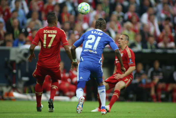 Boateng zadowolony z powrotu na boisko