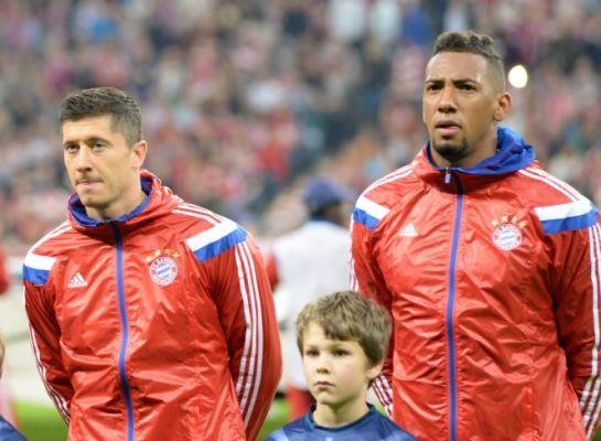 Lewy strzela, Bayern prowadzi, ale potrzebuje jeszcze jednej bramki! [VIDEO]