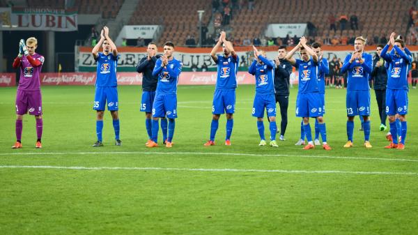 Pięciu graczy Lecha nie wzięło udziału w treningu