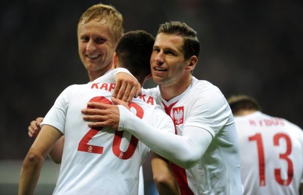 Polska wysoko w rankingu FIFA. Ale grupowi rywale na EURO wyżej