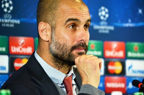 Awantura w szatni Bayernu. Guardiola rugał klubowych lekarzy