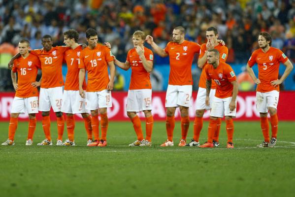 Kadra Holandii na mecz towarzyski z Polską