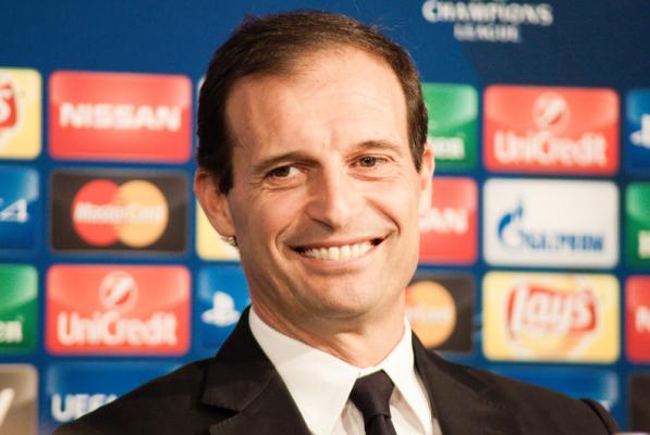 Allegri: Juventus jest na poziomie najlepszych klubów Europy