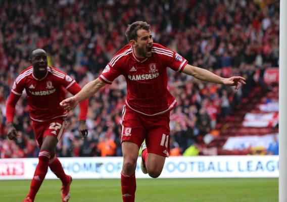 Middleborough awansuje do Premier League
