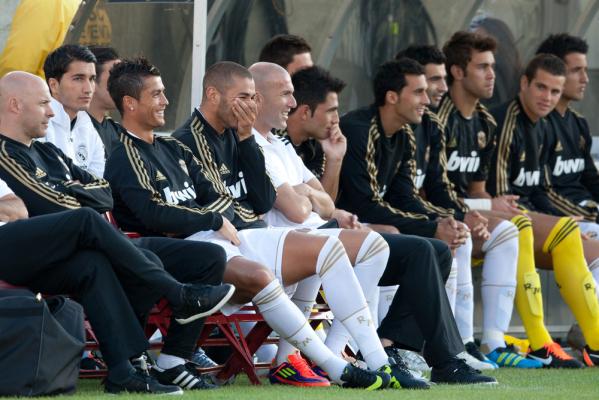 Zidane: Jeszcze niczego nie wygraliśmy