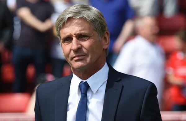 Riga nie jest już trenerem Charltonu