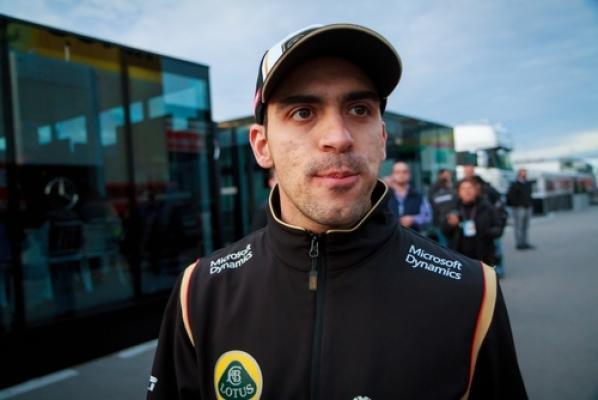 F1: Maldonado testerem Pirelli