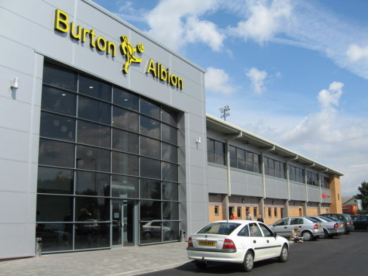 Burton Albion awansowało do Championship