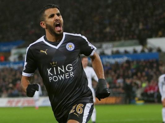Riyad Mahrez zostanie w Leicester City?