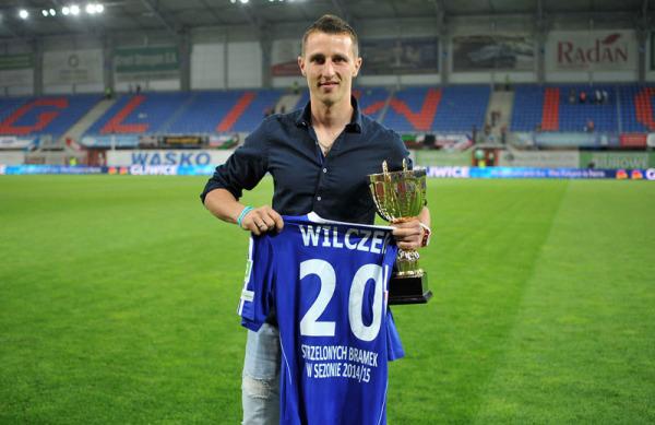 Liga duńska: Gol Kamila Wilczka