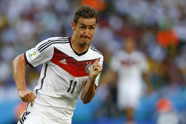Miroslav Klose odejdzie z Lazio