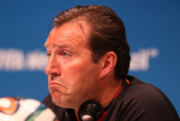 Wilmots: Mistrzostwa Europy są trudniejsze od mundialu