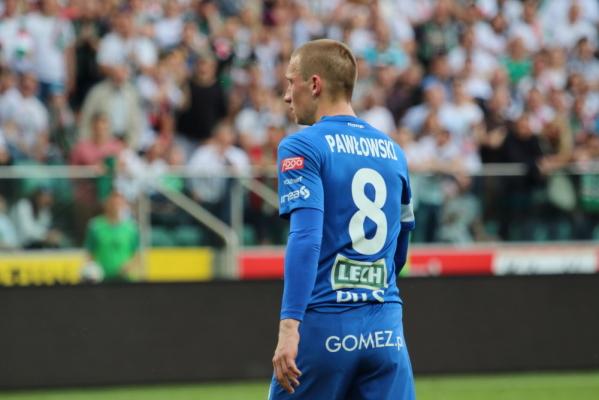 Szykuje się jubileusz Pawłowskiego - dwusetny mecz w Ekstraklasie