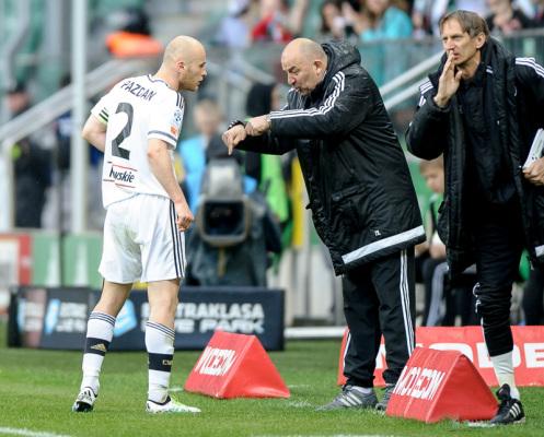 Legia przegrała z Lechią i wciąż nie może być pewna mistrzostwa