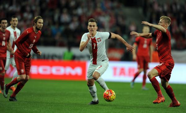Arkadiusz Milik: Marzę o grze w lidze hiszpańskiej