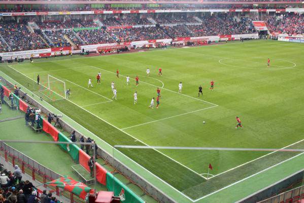 Wyjazdowe zwycięstwo Spartaka Moskwa