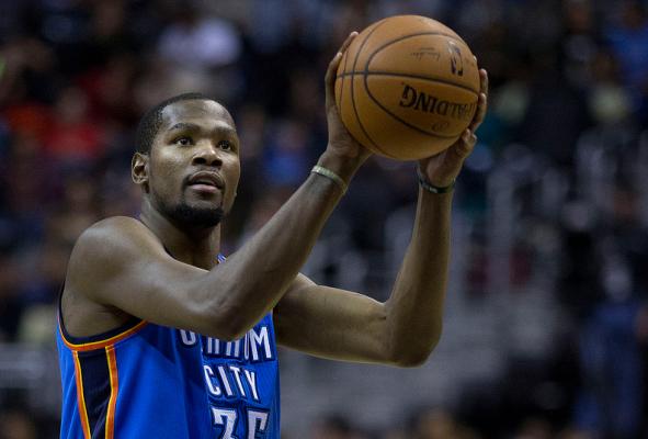 Niespodzianka w NBA. Thunder wyeliminowali Spurs!