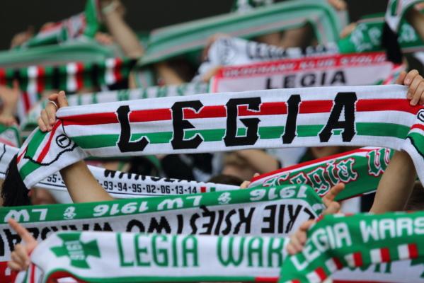 Komisja Ligi ukarała Legię i Górnika Łęczna