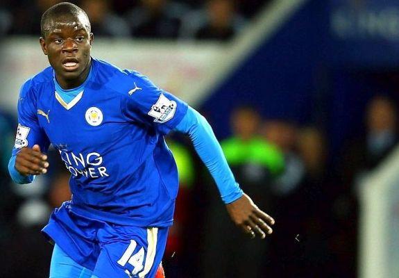Manchester City rozmawiał z agentami N'Golo Kante