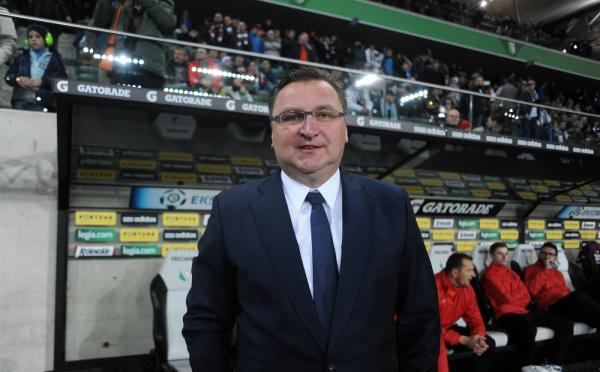 Michniewicz: Legia na własnym stadionie jest bardzo mocna