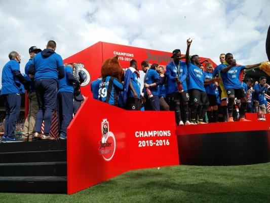 Clube Brugge rozbija Anderlecht i świętuje mistrzostwo