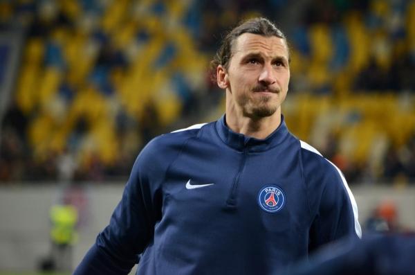 Zlatan będzie miał swoją trybunę na stadionie PSG