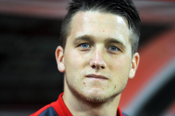 Zieliński grał przeciwko Glikowi i strzelił gola! [VIDEO]