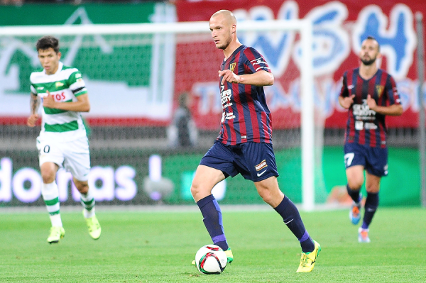 Fojut: Legia dominowała na boisku