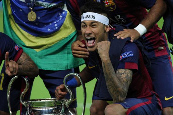 Neymar: To nie był mój najlepszy sezon