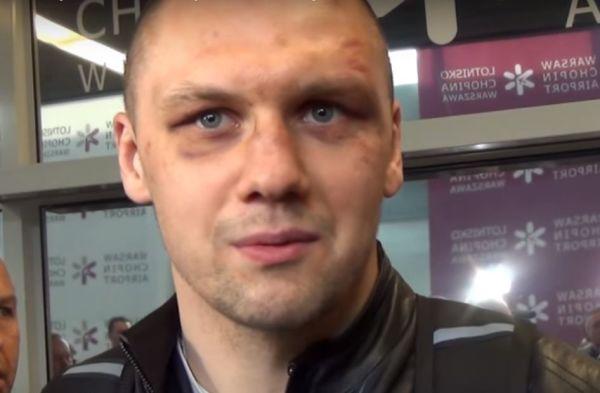 Głowacki: Nie chcę walczyć z Polakami
