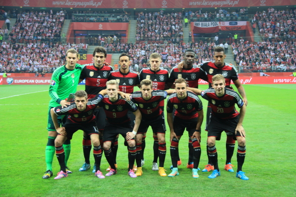 Loew podał szeroką kadrę Niemiec na EURO 2016. Są debiutanci!