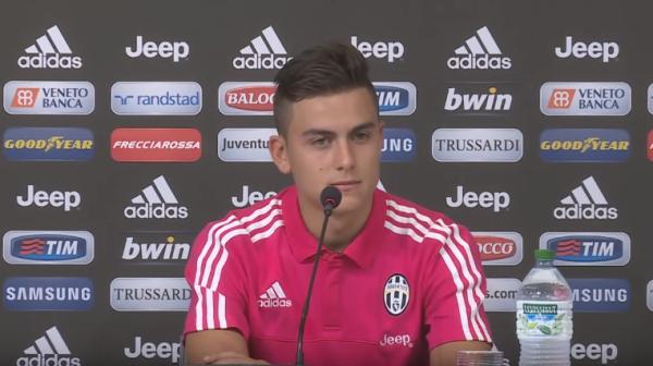 Dybala: Moja przyszłość jest w Juventusie