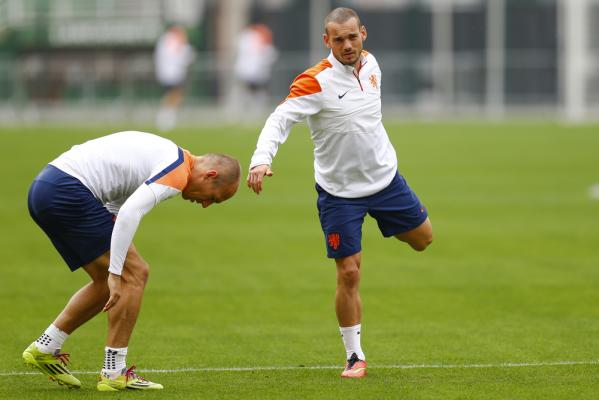 Kadra Holandii na mecze z Polską, Irlandią i Austrią