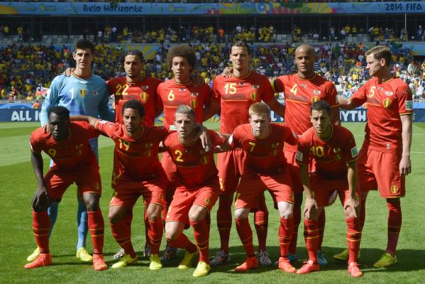 Euro 2016: Engels wypadł ze składu Belgii