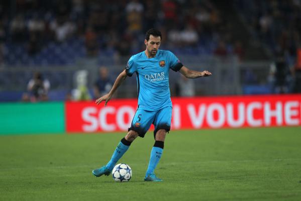 Busquets blisko przedłużenia kontraktu z Barceloną