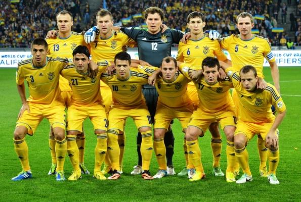 Szeroka kadra Ukrainy na EURO 2016