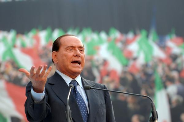 Silvio Berlusconi: Musicie dać z siebie wszystko