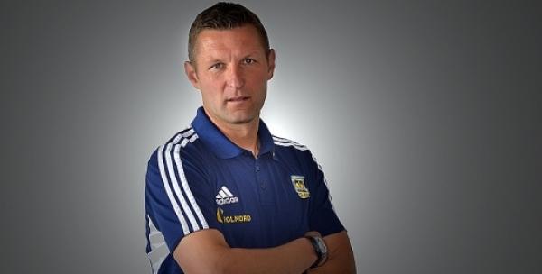 Niciński pozostanie trenerem Arki Gdynia