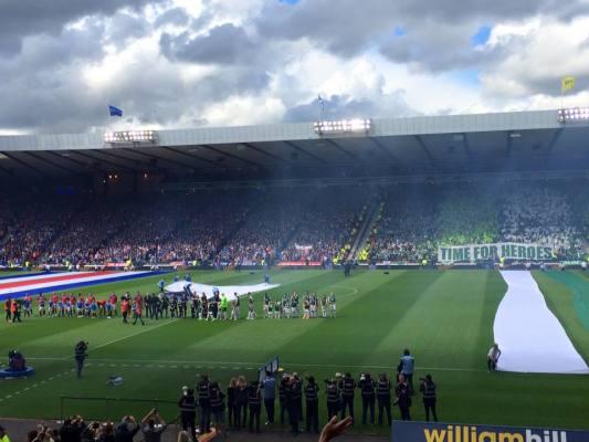 Hibernian triumfatorem Pucharu Szkocji