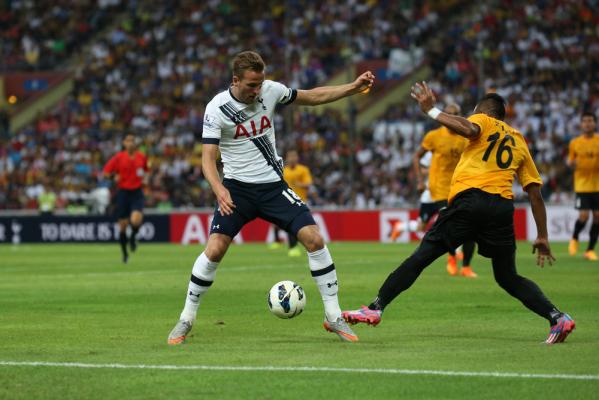 Kane chce być królem strzelców EURO 2016