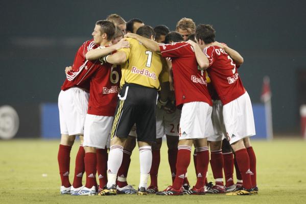 MLS: Siedem goli i derby Nowego Jorku dla Red Bulls