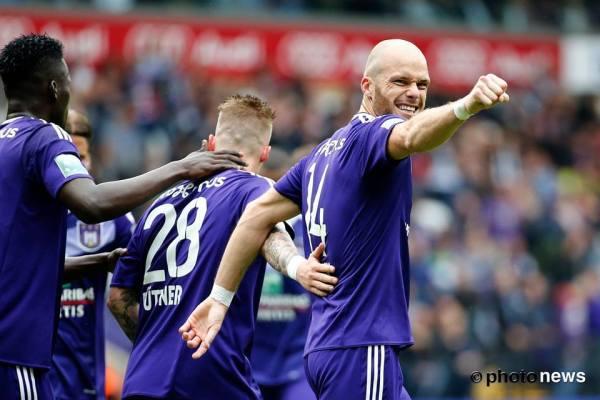 Anderlecht zagra w eliminacjach LM